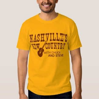 Nashville's New Country T-Shirt