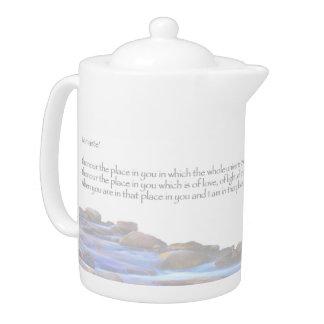 Nasmaste Teapot