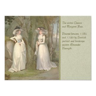 Nasmyth Two Sisters CC0179 Card