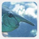 Naso brevirostris sticker