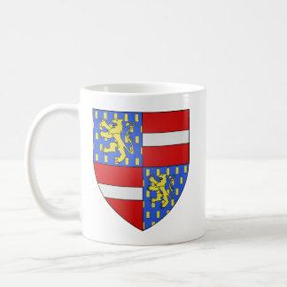 Nassau 2, Netherlands Classic White Coffee Mug
