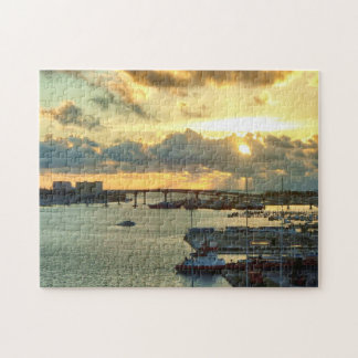 Nassau at Sunrise Jigsaw Puzzles