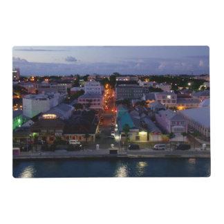 Nassau Awakes Placemat
