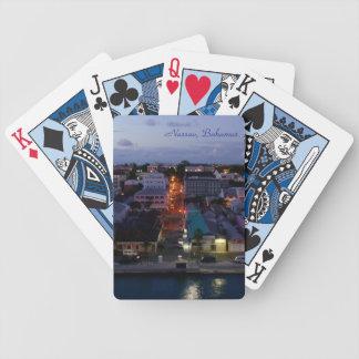 Nassau Awakes Bicycle Playing Cards