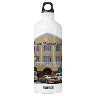 Nassau Bahamas Aluminum Water Bottle
