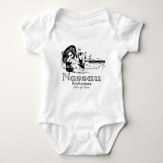 Nassau Bahamas Body Para Bebé