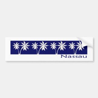 Nassau, Bahamas Bumper Sticker