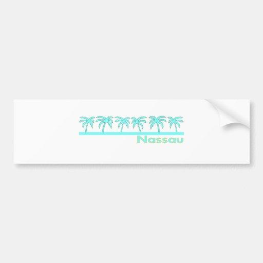 Nassau, Bahamas Bumper Stickers