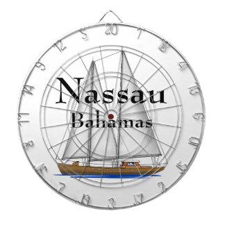 Nassau Bahamas Dartboard