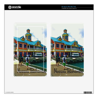 Nassau Bahamas Decals For Kindle Fire