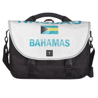 Nassau Bahamas Designs Laptop Commuter Bag