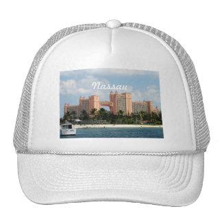 Nassau Bahamas Mesh Hat