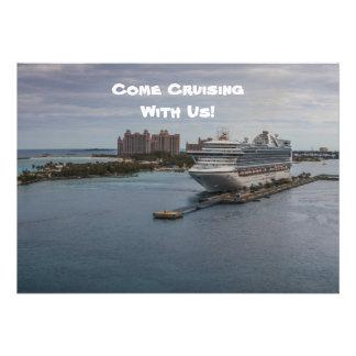 Nassau Bahamas Invitación