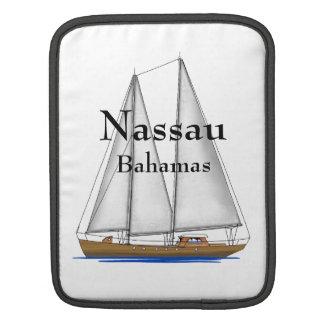 Nassau Bahamas iPad Sleeve