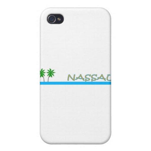 Nassau, Bahamas iPhone 4 Carcasa
