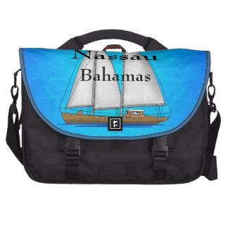 Nassau Bahamas Laptop Bags