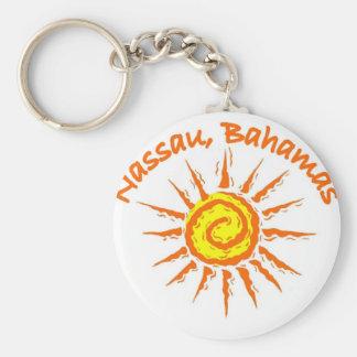 Nassau, Bahamas Llaveros Personalizados