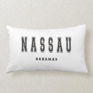 Nassau Bahamas Lumbar Pillow