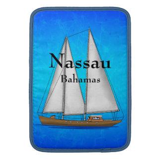 Nassau Bahamas MacBook Sleeve