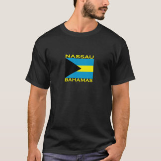 Nassau, Bahamas Playera
