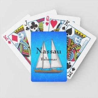 Nassau Bahamas Bicycle Card Deck