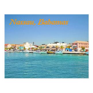 Nassau, Bahamas Postcards