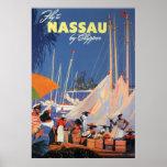 Nassau Bahamas Posters