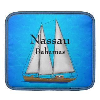 Nassau Bahamas Sleeve For iPads