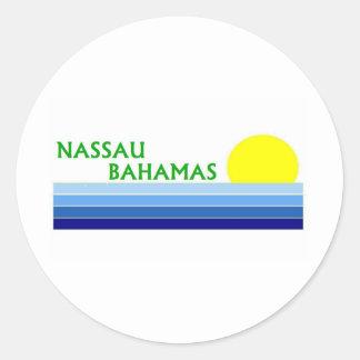 Nassau, Bahamas Sticker