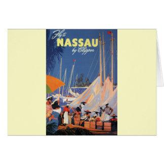 Nassau Bahamas Felicitación
