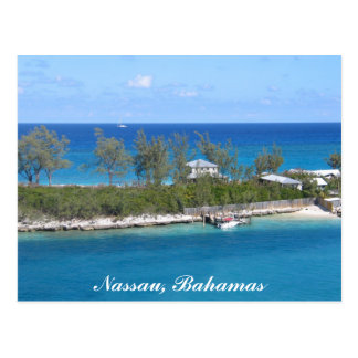 Nassau, Bahamas Postales
