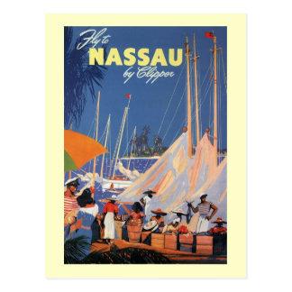 Nassau Bahamas Tarjetas Postales