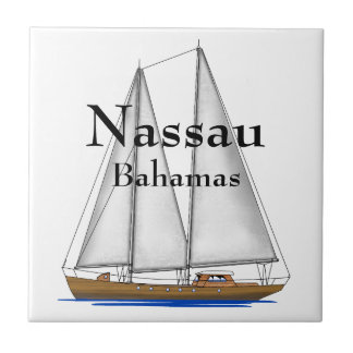 Nassau Bahamas Ceramic Tile