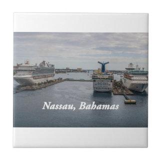 Nassau, Bahamas Ceramic Tiles