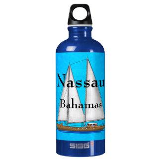 Nassau Bahamas Water Bottle