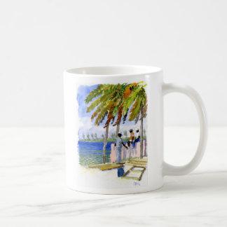 Nassau Beach mug