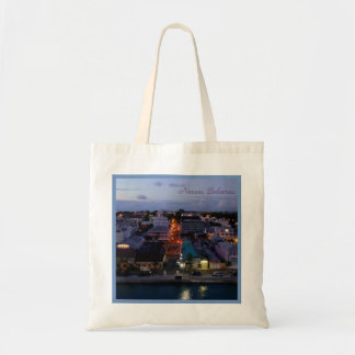 Nassau despierta personalizado bolsa tela barata