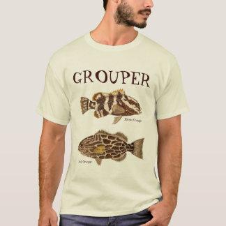 Nassau Grouper  & Black Grouper T-Shirt
