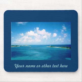 Nassau Harbor Custom Mousepad