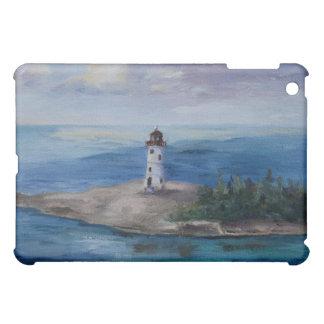 Nassau Harbour Lighthouse iPad Mini Case