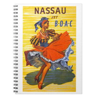 Nassau Jet Notebook