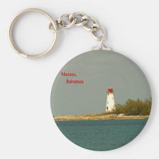Nassau Lighthouse Key Chain