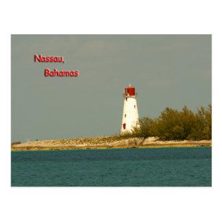 Nassau Lighthouse Postcards