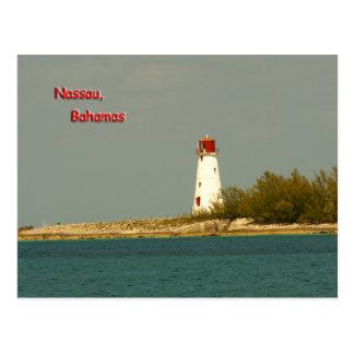 Nassau Lighthouse Post Cards