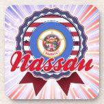 Nassau, manganeso posavasos