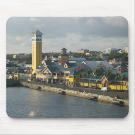 Nassau Bahamas mousepad