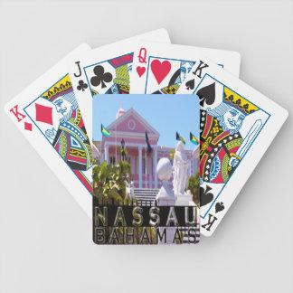 Nassau Bicycle Playing Cards