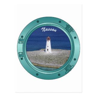 Nassau Porthole Postcards