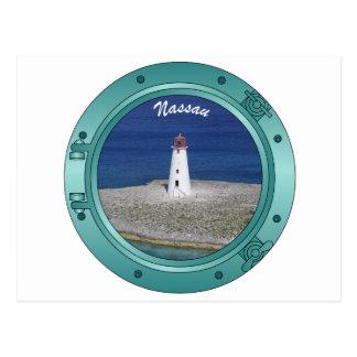 Nassau Porthole Post Cards