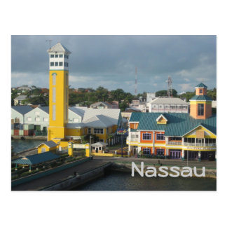 Nassau Tarjetas Postales